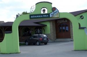 Reštaurácia PERLA - Prejta 25